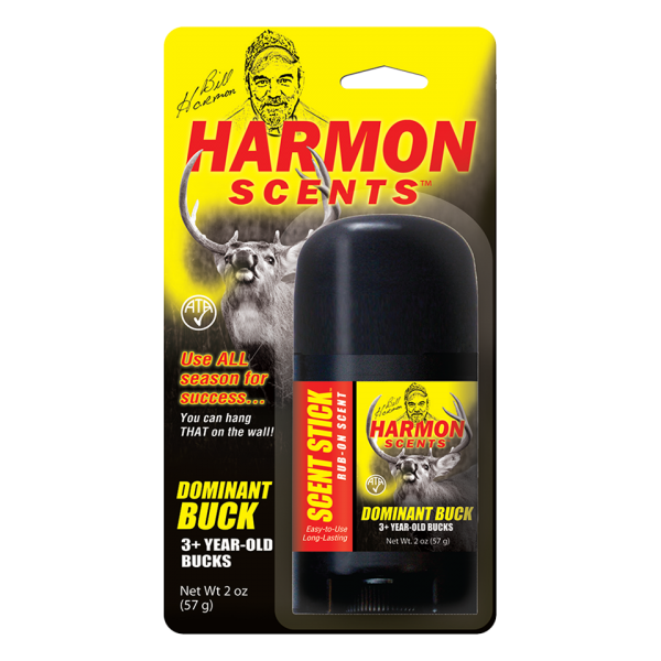 Dominant Buck Rub-On Scent Stick-0